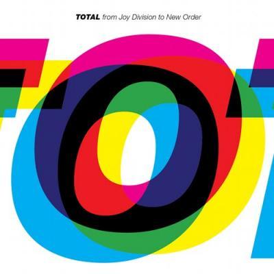 Joy Division / New Order - Total Joy Division & New Order (cover)