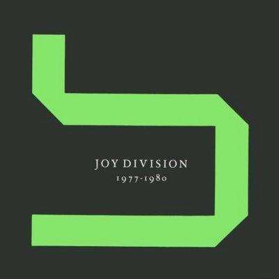 Joy Division - Substance 1977/1980 (cover)