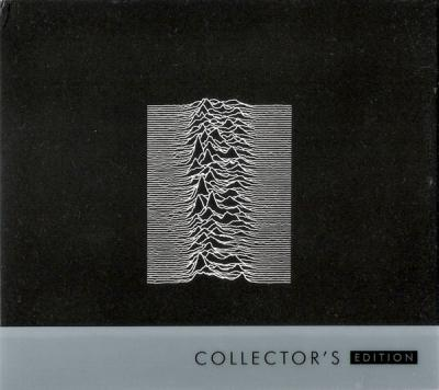 Joy Division - Unknown Pleasures (Collector's Edition) (cover)
