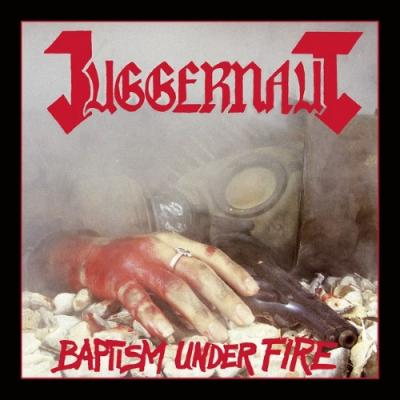 Juggernaut - Baptism Under Fire (LP)