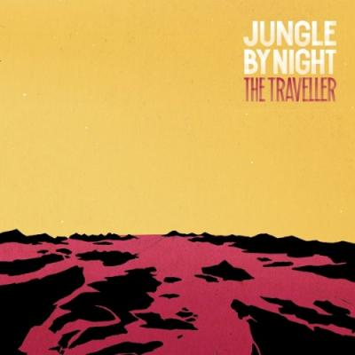 Jungle By Night - Traveller (LP)
