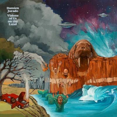 Jurado, Damien - Visions Of Us On The Land (2LP)