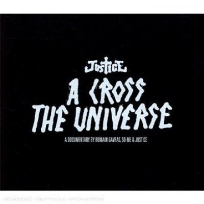 Justice - A Cross The Universe (CD+DVD) (cover)