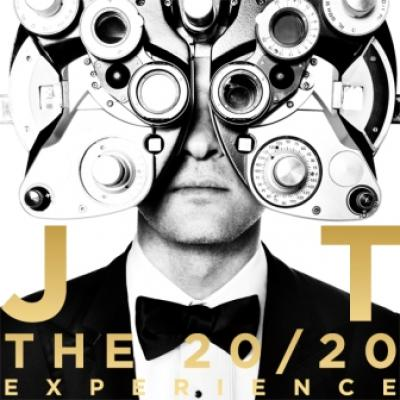 Timberlake, Justin - The 20/20 Experience (LP) (cover)