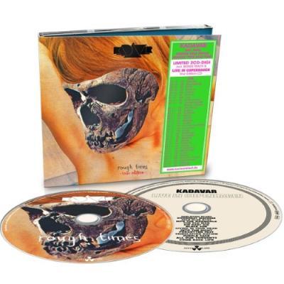 Kadaver - Rough Times + Live In Copenhagen (2CD)