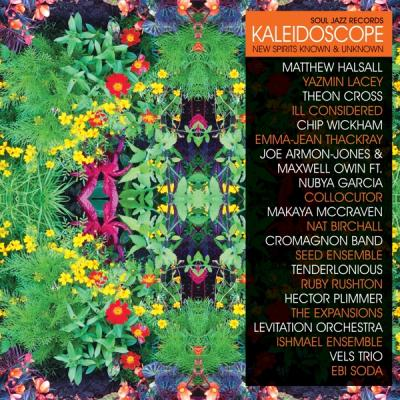 Kaleidoscope (New Spirits Known And Unknown) (3LP)