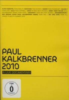 Kalkbrenner, Paul - 2010 - A Live Documentary (cover)