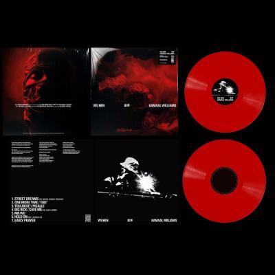 Williams, Kamaal - Wu Hen (Red Vinyl) (LP)