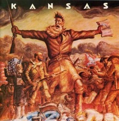 Kansas - Kansas (Transparent Vinyl) (LP)