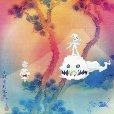 Kanye West & Kid Cudi - Kids See Ghosts (LP)
