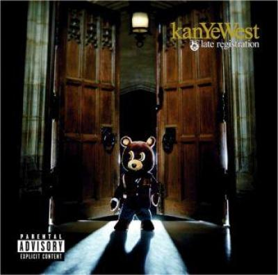 West, Kanye - Late Registration (cover)