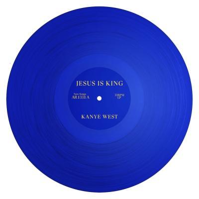 West, Kanye - Jesus Is King (LP)