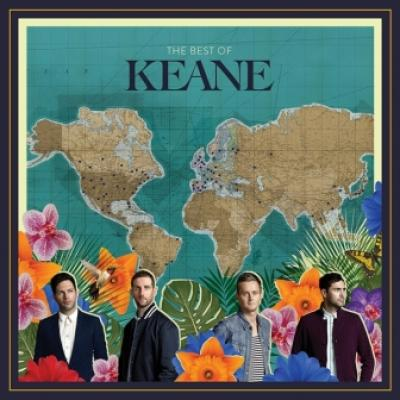 Keane - Best Of (cover)