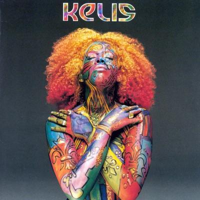 Kelis - Kaleidoscope (Orange Vinyl) (2LP)