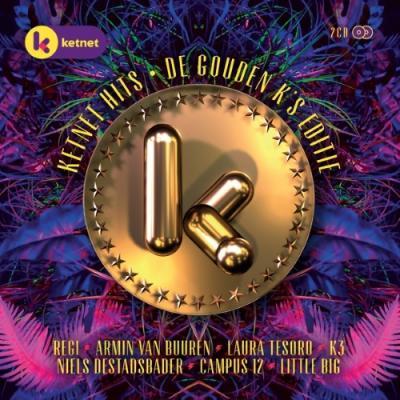 Ketnet Hits (De Gouden K's Editie) (2CD)