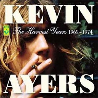 Ayers, Kevin - Harvest Years 1969-1974 (5CD) (cover)