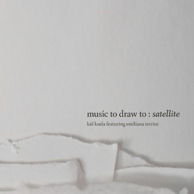 Kid Koala Feat. Emiliana Torrini - Music To Draw To: Satellite