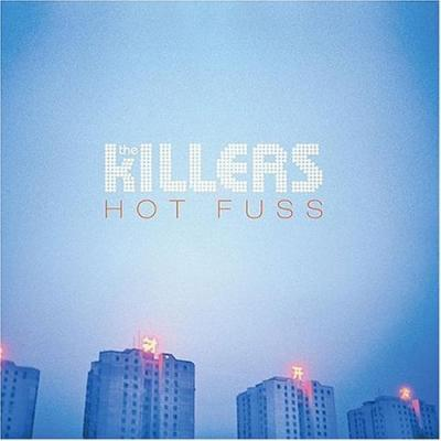 Killers, The - Hot Fuss (cover)