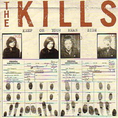Kills - Keep On Your Mean Side (cover)