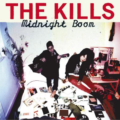 Kills - Midnight Boom (cover)