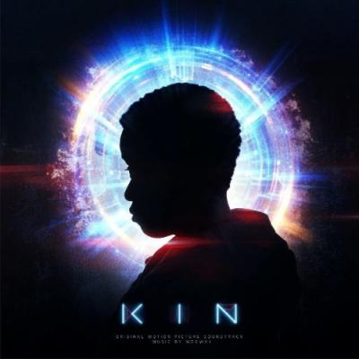 Kin (OST by Mogwai) (Red Vinyl) (LP+Download)