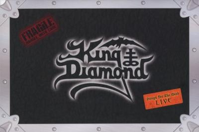 King Diamond - Songs From the Dead Live (2CD+2DVD+BLUE)