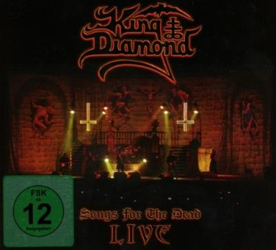 King Diamond - Songs From the Dead Live (2DVD+CD)