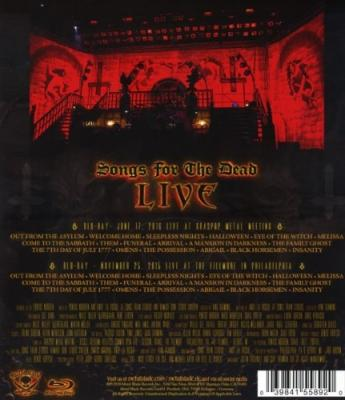 King Diamond - Songs From the Dead Live (BluRay)