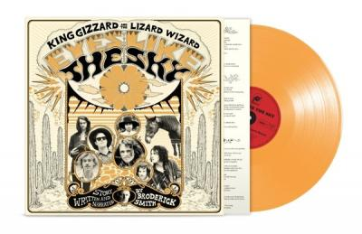 King Gizzard & The Lizard Wizard - Eyes Like the Sky (Orange Vinyl) (LP)