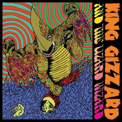 King Gizzard & The Lizard Wizard - Willoughby's Beach (Red Vinyl) (LP)