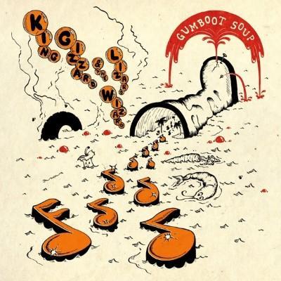 King Gizzard & the Lizard Wizard - Gumboot Soup (Coloured Vinyl) (LP)