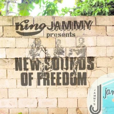 King Jammy Presents New Sounds Of Freedom (Black Uhuru Tribute) (LP)