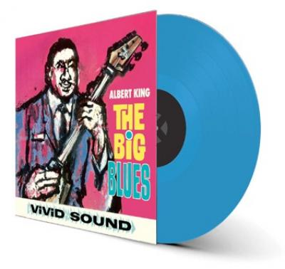 King, Albert - Big Blues (Blue Vinyl) (LP)