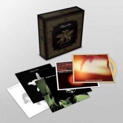 Kings Of Leon - Collection Box (5CD+DVD) (cover)