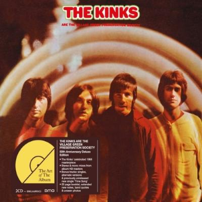Kinks - Are the Village Green Preservation Society (2CD)