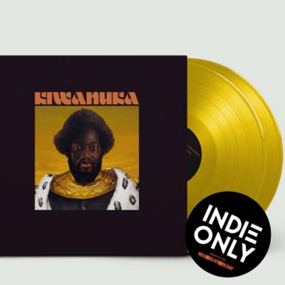 Kiwanuka, Michael - Kiwanuka (Coloured Vinyl) (2LP)