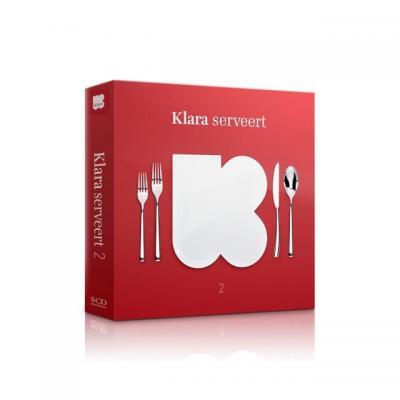 Klara Serveert Vol.2 (5CD)