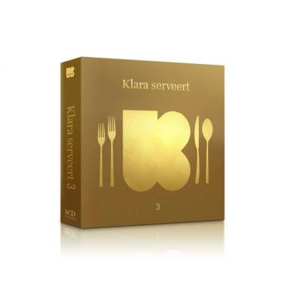 Klara Serveert (Vol. 3) (5CD)