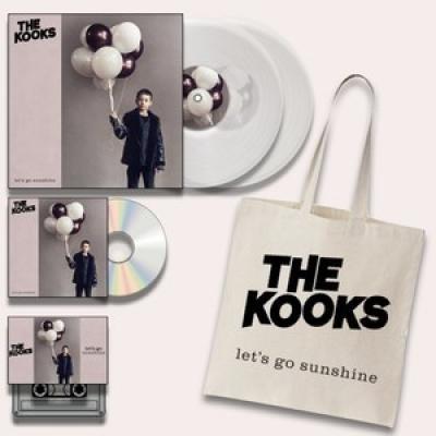 Kooks - Let's Go Sunshine (Exclusive Box) (2LP+CD+Cassette+Bag)