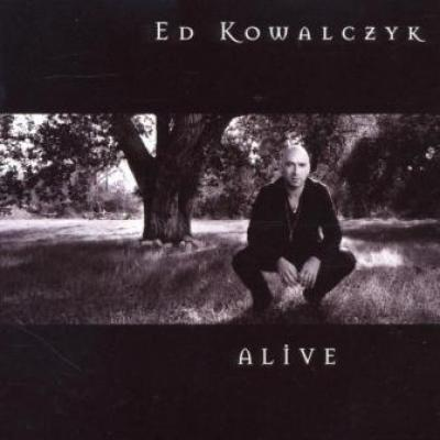 "Kowalczyk, Ed - Alive (LP+7"") (cover)"