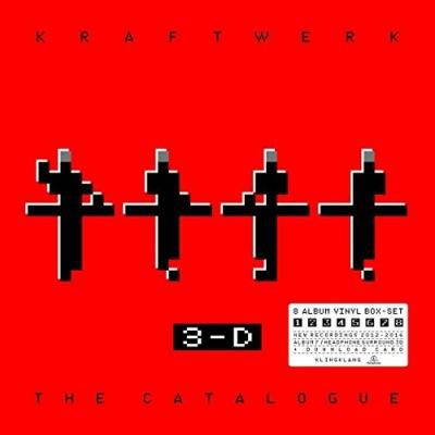 Kraftwerk - 3D The Catalogue (9LP+Download)