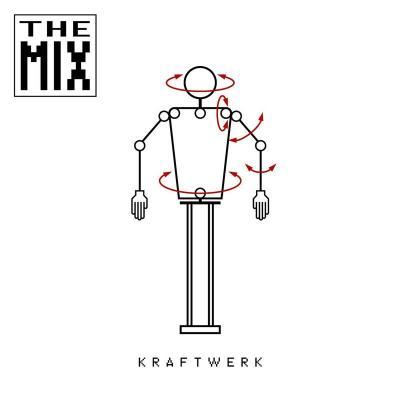 Kraftwerk - Mix (LP) (cover)