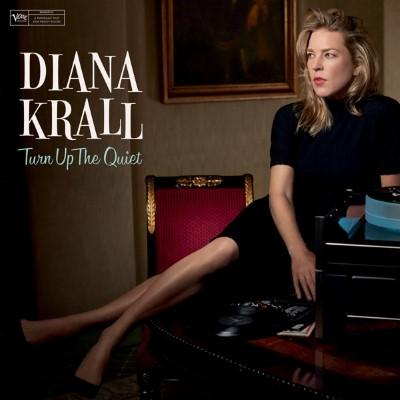 Krall, Diana - Turn Up the Quiet (2LP)
