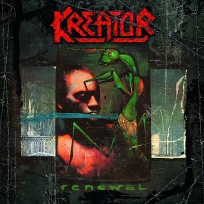 Kreator - Renewal (Transparent Green Vinyl) (2LP)