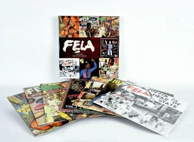 Kuti, Fela - Box Set 4 (Curated By Erykah Badu) (Limited) (7LP)