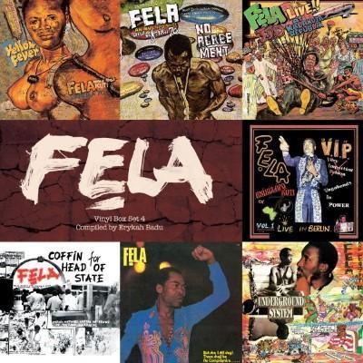 Kuti, Fela - Box Set 4 (Curated By Erykah Badu) (Limited) (7LP)