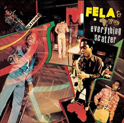 Kuti, Fela - Everything Scatter (LP)