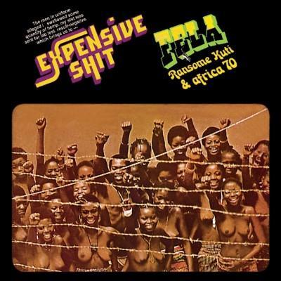 Kuti, Fela - Expensive Shit (LP)