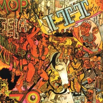 Kuti, Fela - I.T.T. (2LP)