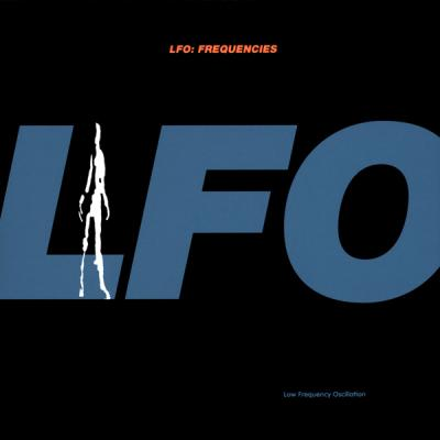 LFO - Frequencies (LP) (cover)